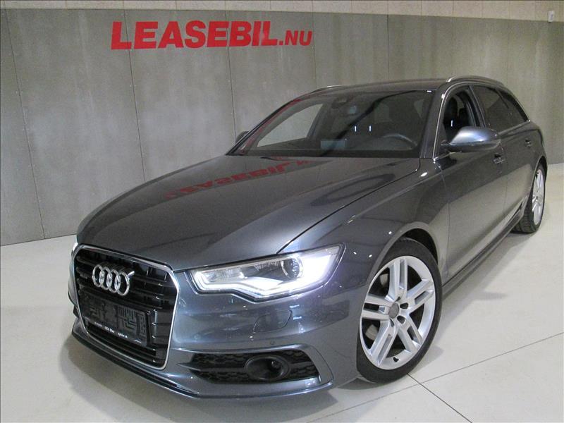 leasebil.nu privatleasing - Audi-A6-3.0-TDI-A-koks-meta-km-143000