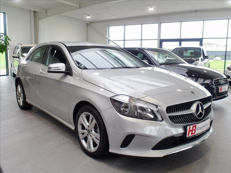 privatleasing-Mercedes-A200-d-2,2-Edition-aut.-5d-Sølvmetal
