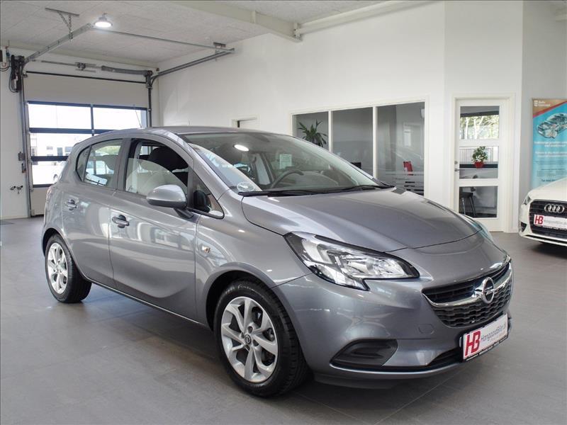 Opel-Corsa-1,4-16V-Sport-5d-Grå