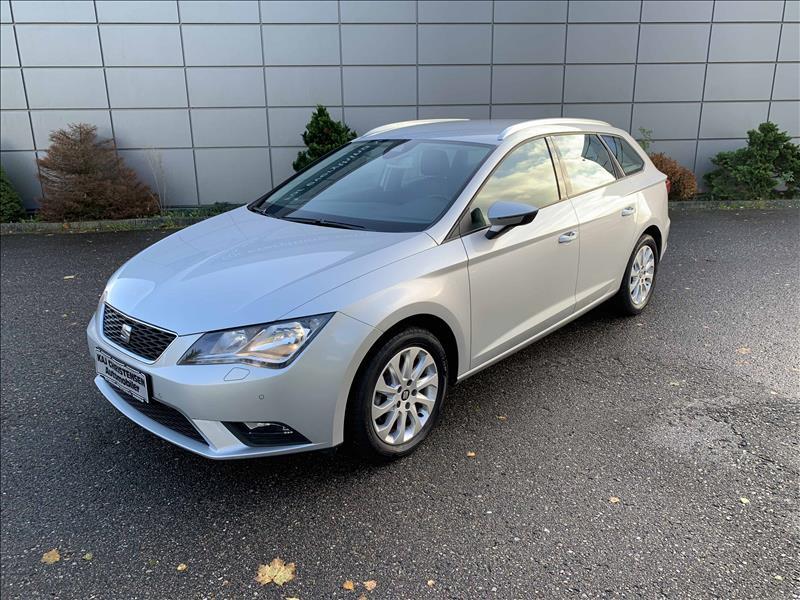 audi-privatleasing-Seat-Leon-1,6-TDI-ST-Style-DSG-105-Sølvmetal