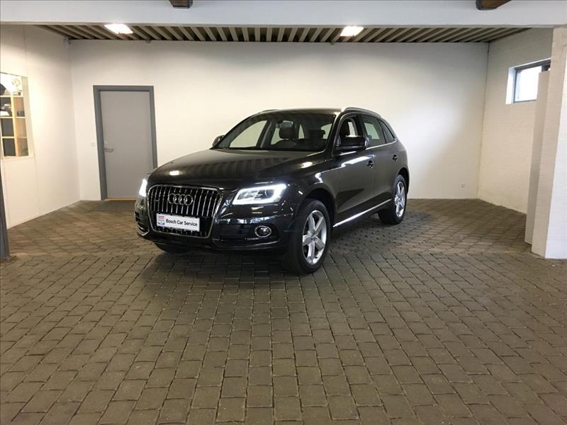 leasebil.nu privatleasing - Audi-Q5-2.0-TDI-Q-brun-meta-km-89000