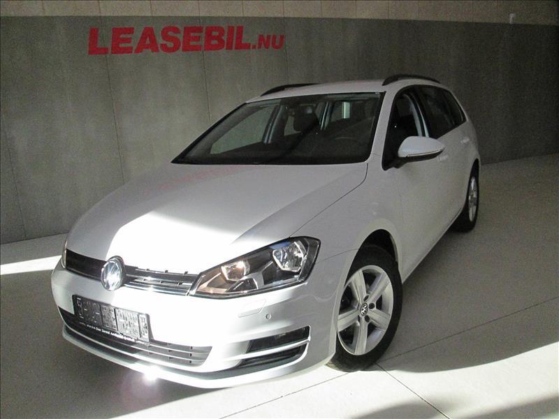 audi-privatleasing-VW-Golf-VII-1.6-TDI-Variant-Comfortline-BMT-DSG-110-Hvid
