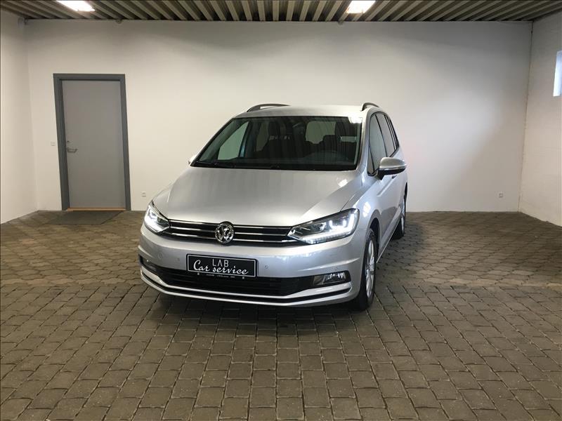privat leasing af bil -VW-Touran-1.6-TDI-Comfortline-BMT-DSG-110-Sølvmetal