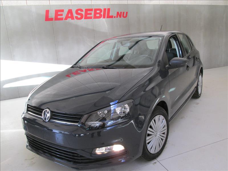 leasebil.nu firmabilen-VW-Polo-1.0-Trend-koks-km-13700