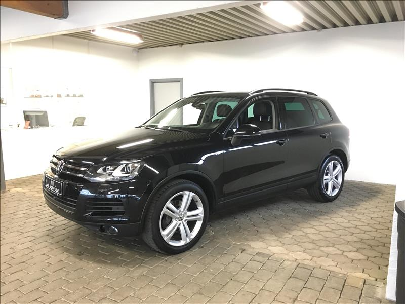 leasebil.nu privatleasing - VW-Touareg-3.0-TD-sort-meta-km-130000