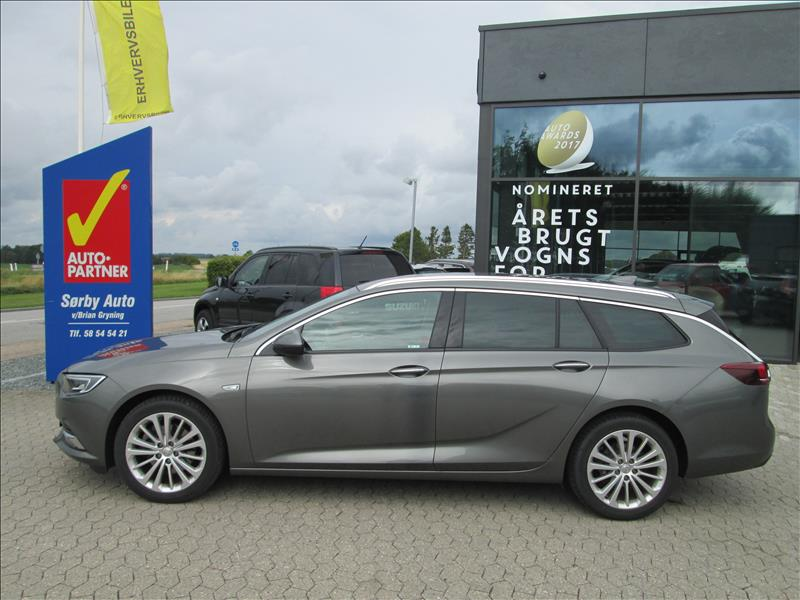 Opel-Insignia-1,5-Turbo-165-Innovation-Sports-Tourer-Aut.-st.car-Grå metal