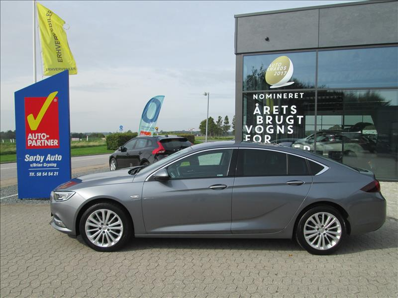 leasebil.nu privatleasing - Opel-Insignia-1,5-grå-metal-km-18500