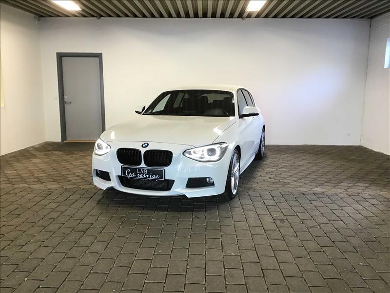 privat leasing af bil -BMW-118d-M-Sport-Advantage-Aut-Hvid