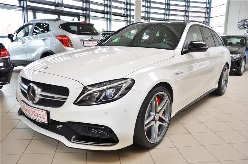 Mercedes-Benz-C63-AMG-S-T-Speedshift-MCT-510PS-Hvid
