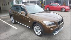 privat leasing af bil -BMW-X1-2.0-S-drive-1.8-Aut-143-Brun
