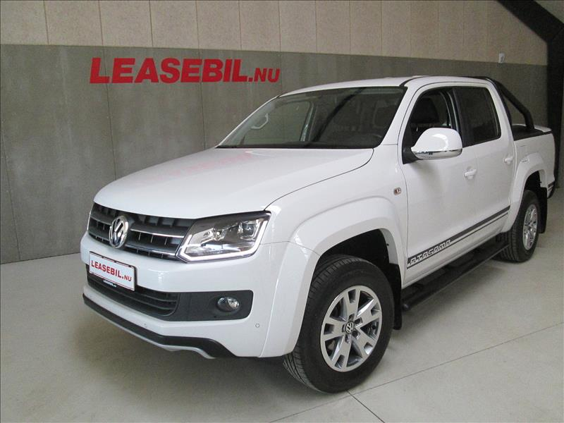 leasebil.nu privatleasing - VW-Amarok-2.0-TDI-hvid-km-46115