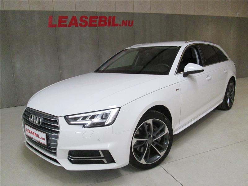 leasebil.nu privatleasing - Audi-A4-Avant-2.0-hvid-km-129094