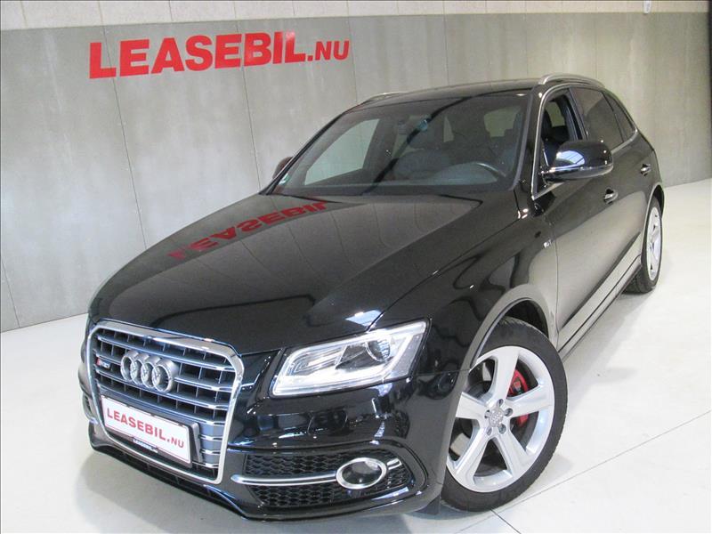 privat leasing af bil -Audi-SQ5-3.0-TDI-Competition-Quattro-S-tronic-340-Sort