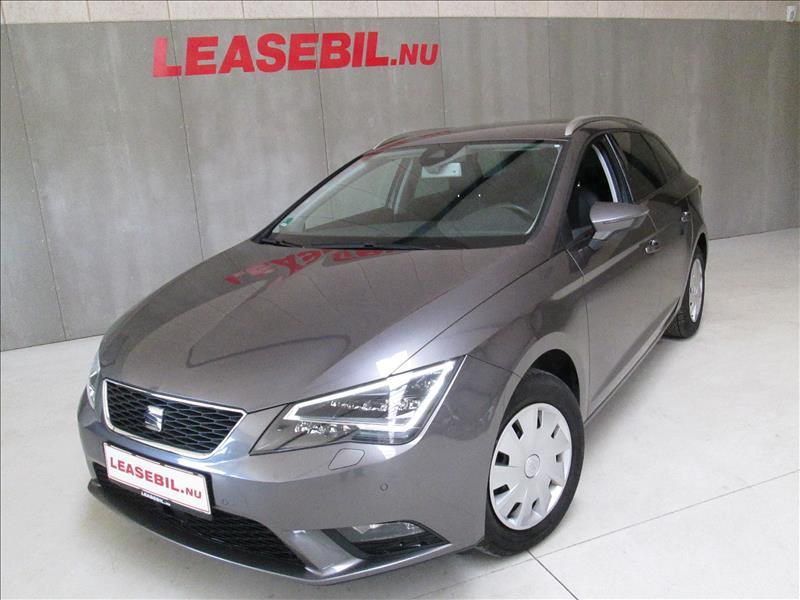 Seat-Leon-1.6-TDI-ST-Style-DSG-110-Seat-Leon-1.6-TDI-ST-Style-DSG-110-VW-e-Golf-VII-Automatik--5-dørs-115hk-