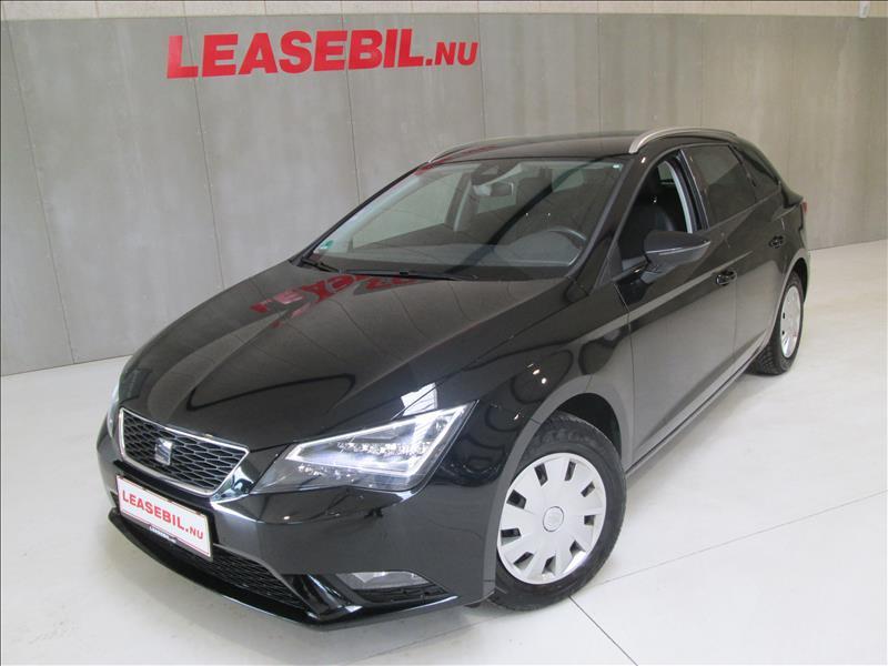 Seat-Leon-1.6-TDI-ST-Style-DSG-110-VW-e-Golf-VII-Automatik--5-dørs-115hk-