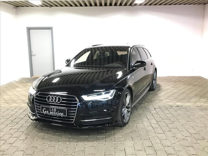 leasebil.nu privatleasing - Audi-A6-2.0-TDI-U-sort-meta-km-53000