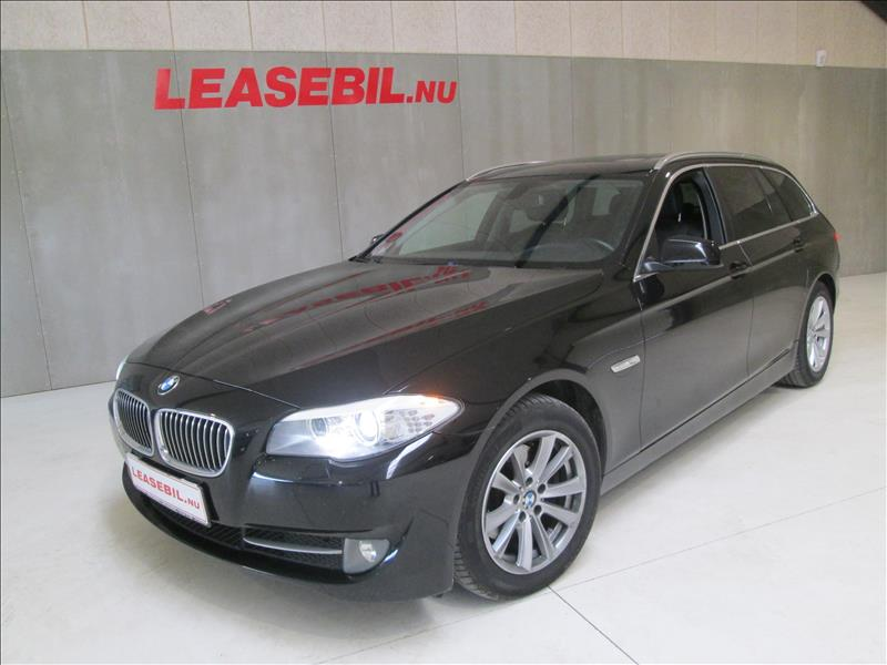 leasebil.nu privatleasing - BMW-520d-Touring--sort-km-257900