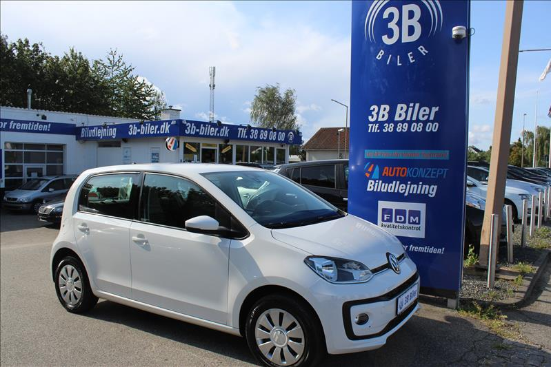 leasebil.nu privatleasing - VW-Up!-1,0-MPi-60-hvid-km-37829
