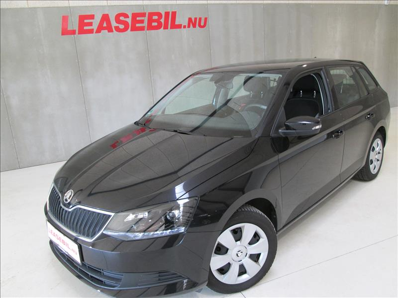 leasebil.nu privatleasing - Skoda-Fabia-1.4-T-sort-meta-km-41470