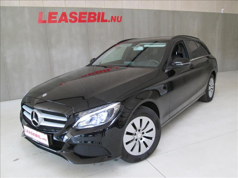 leasebil.nu erhvervsleasing - Mercedes-Benz-C22-sort-km-110221