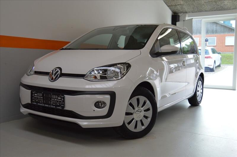 leasebil.nu privatleasing - VW-Up!-1,0-MPi-60-hvid-km-27000