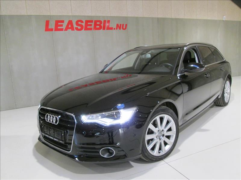 privatleasing-Audi-A6-3.0-TDI-Quattro-Avant-245-Sort