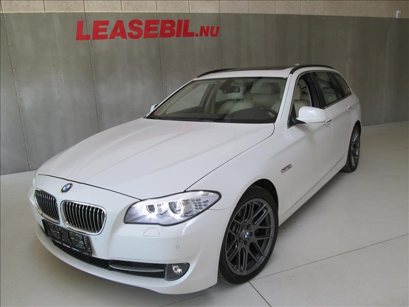 privatleasing-BMW-530d-3,0-Touring-aut.-Hvid