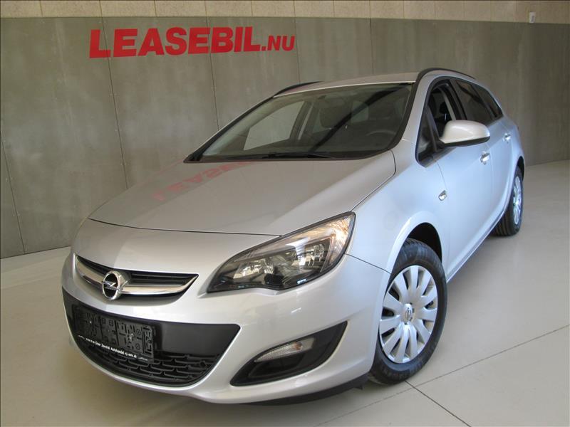 privat leasing af bil -Opel-Astra-1.6-CDTI-Sports-Tourer-ecoFLEX-110-Sølvmetal