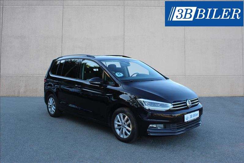 leasebil.nu firmabilen-VW-Touran-1.6-TDI-sort-meta-km-74199