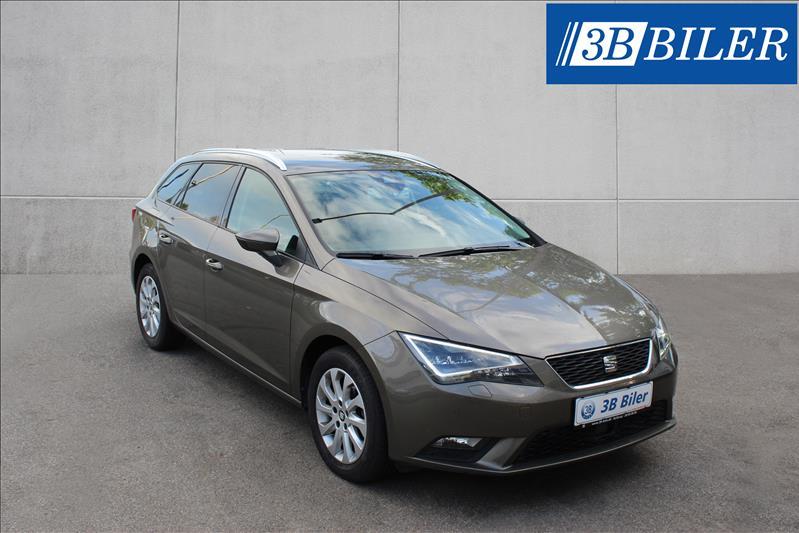 leasebil.nu firmabilen-Seat-Leon-1.6-TDI-brun-meta-km-89486