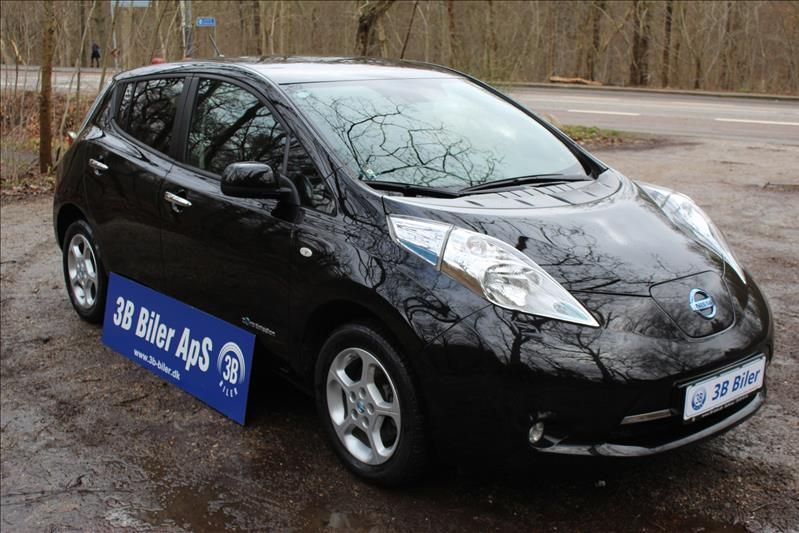 leasebil.nu firmabilen-Nissan-Leaf-Acent-sort-meta-km-22000