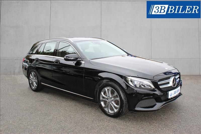 leasebil.nu flexleasing varevogn-Mercedes-Benz-C22-sort-km-145269