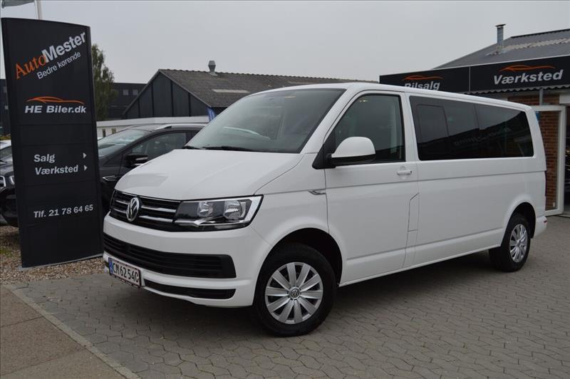 leasebil.nu privatleasing - VW-Caravelle-2,0--hvid-km-40000