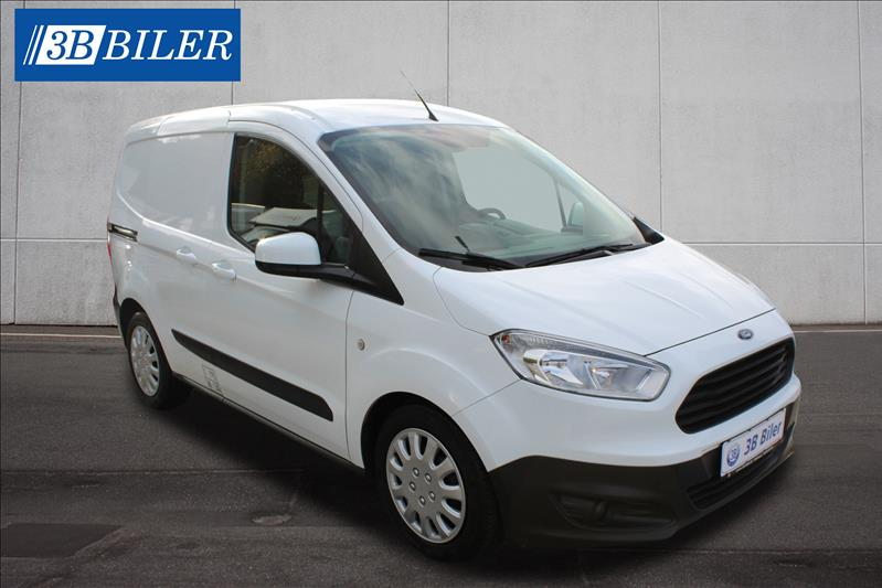 leasebil.nu privatleasing - FORD-Transit-Cour-hvid-km-118000