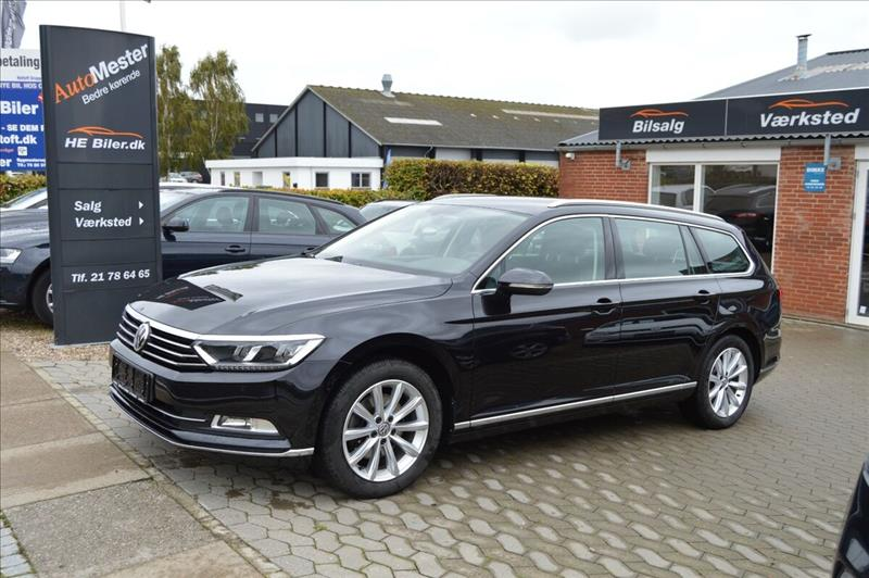 leasebil.nu privatleasing - VW-Passat-1,4-TSi-sort-meta-km-81000
