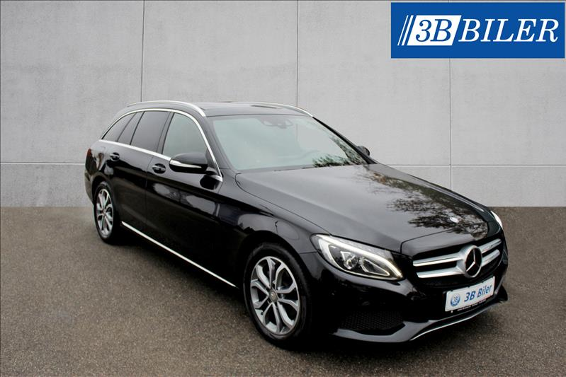 leasebil.nu privatleasing - Mercedes-Benz-C20-sort-km-121563