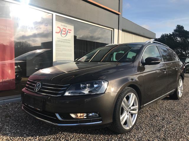 leasebil.nu privatleasing - VW-Passat-2.0-TSi-brun-meta-km-65000