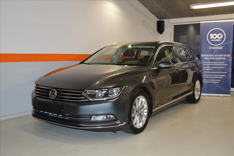leasebil.nu privatleasing - VW-Passat-1,4-TSi-grå-metal-km-63000
