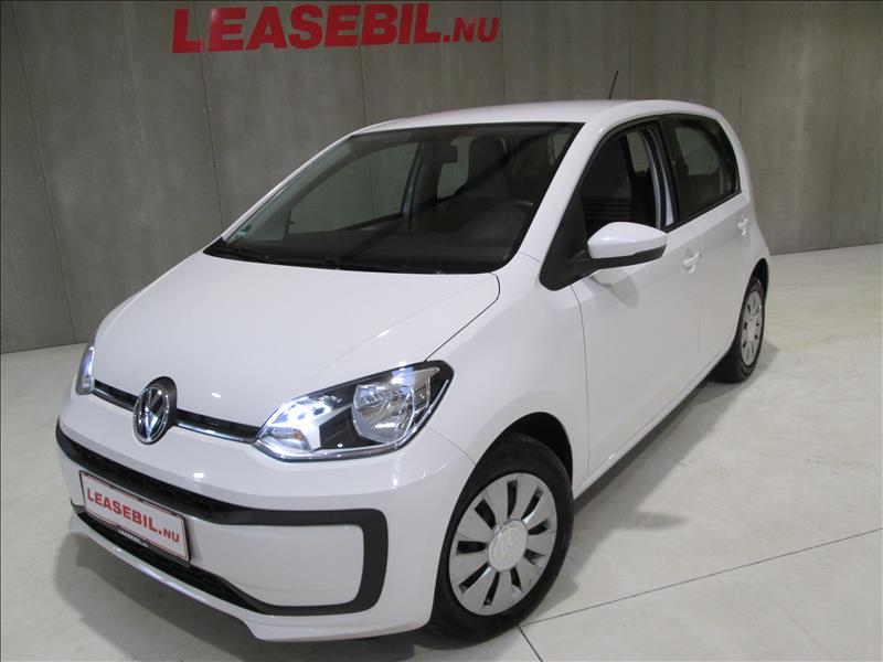 lease bil nu privat? - VW-Up-Move-Up-5d--hvid-km-62255