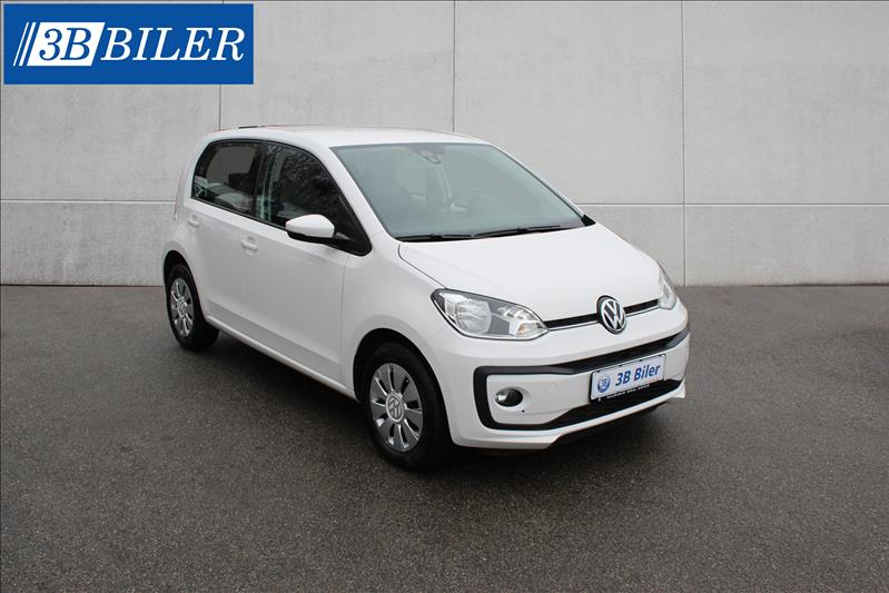 leasebil.nu privatleasing - VW-Up!-1,0-MPi-60-hvid-km-29000