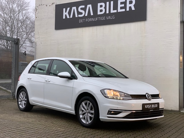 leasebil.nu privatleasing - VW-Golf-1.5-TSI-C-hvid-km-46275