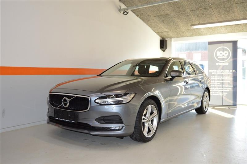 leasebil.nu privatleasing - Volvo-V90-2,0-D4--grå-metal-km-123000