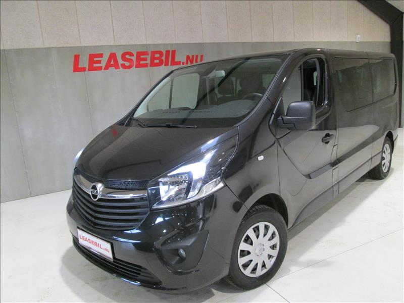 leasebil.nu privatleasing - Opel-Vivaro-1.6-C-sort-meta-km-72680