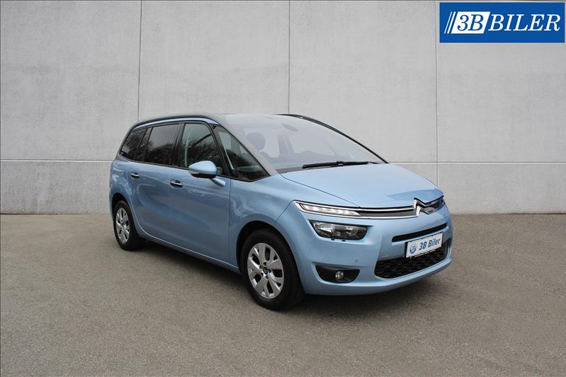 leasebil.nu privatleasing - Citroën-Grand-C4--blå-metal-km-93000
