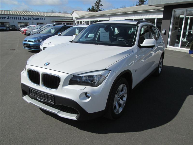 leasebil.nu privatleasing - BMW-X1-Xdrive-2.0-hvid-km-179000