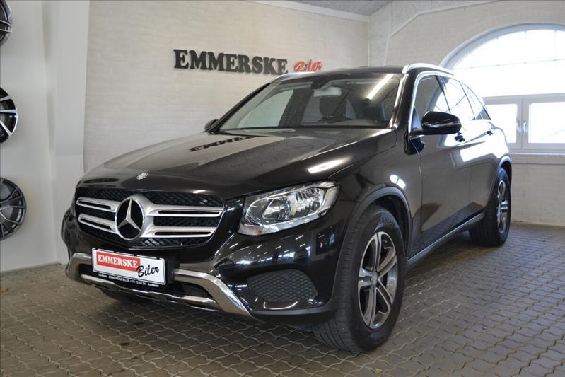 leasebil.nu firmabilen-Mercedes-GLC250-d-sort-km-52000