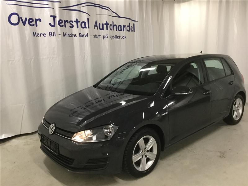 leasebil.nu privatleasing - VW-Golf-VII-1.6-T-grå-km-32000