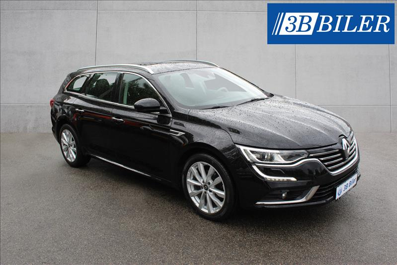 leasebil.nu privatleasing - Renault-Talisman--sort-meta-km-119000