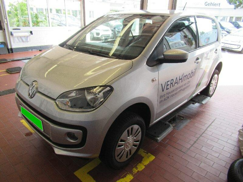 leasebil.nu privatleasing - VW-Up!-Move-Up-60-s�lvmetal-km-50000