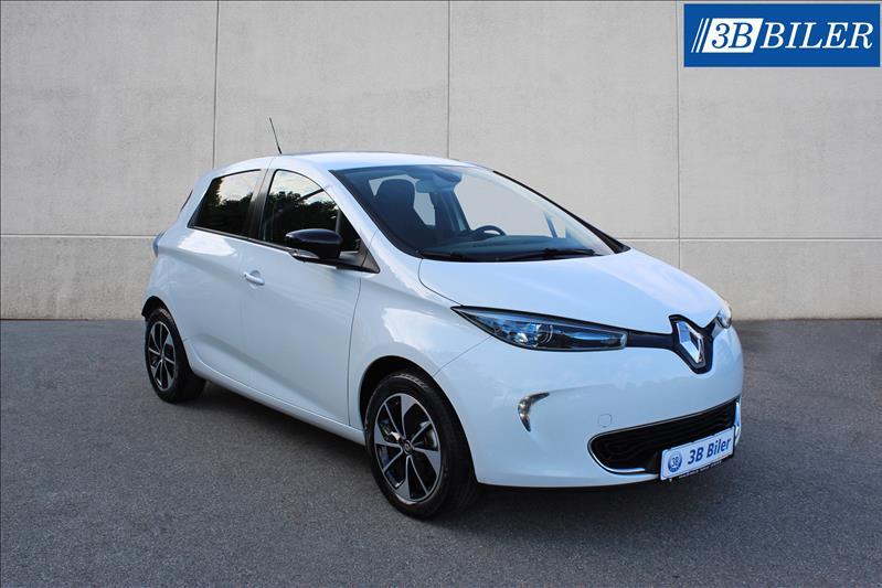 leasebil.nu privatleasing - Renault-Zoe-el-41-hvid-km-9000